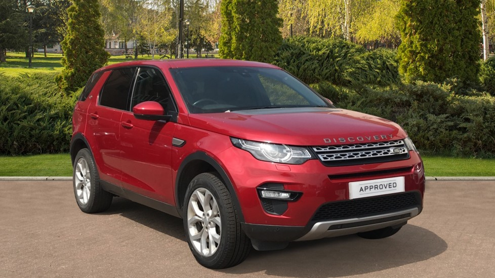 Land Rover Discovery Sport 2.0 TD4 HSE 5dr [Meridian + Xenons] Auto Diesel Automatic Estate