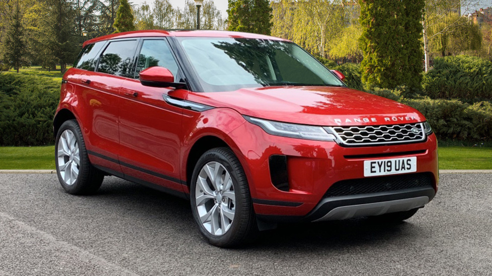 Land Rover New Range Rover Evoque 2.0 D150 S 5dr Auto 2 2019 MY - Fixed Panoramic Roof - Privacy Glass Diesel Automatic Estate (2019)