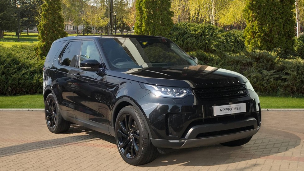 Land Rover Discovery 3.0 TD6 HSE 5dr Diesel Automatic 4 door 4x4 (2018)