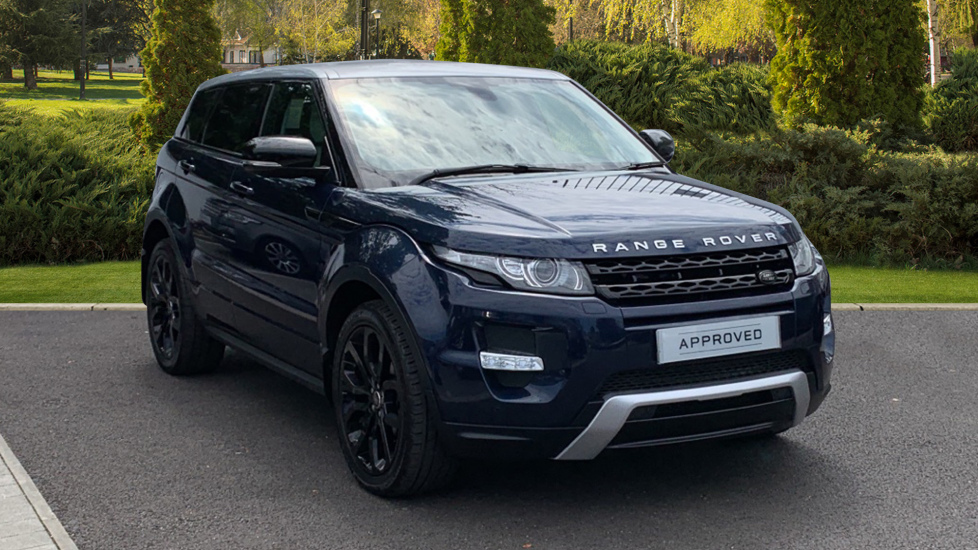 Land Rover Range Rover Evoque 2.2 SD4 Dynamic 5dr [9] - Privacy Glass - Fixed Panoramic Roof -  Diesel Automatic Hatchback (2013) image