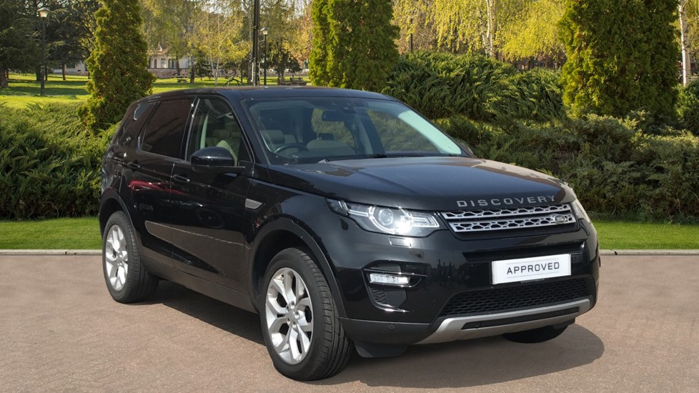 Land Rover Discovery Sport 2.0 TD4 180 HSE 5dr with Panoramic Sunroof, Heated Seats and Power Tailgate Diesel Automatic 4 door 4x4