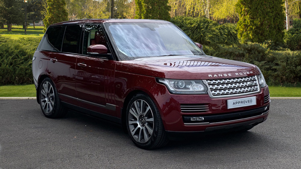 Land Rover Range Rover 4.4 SDV8 Autobiography 4dr - Sliding Panoramic Roof - Privacy Glass -  Diesel Automatic 5 door 4x4 (2015) image