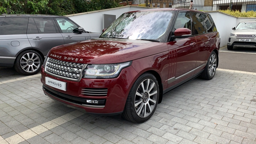 Land Rover Range Rover 4.4 SDV8 Autobiography 4dr - Sliding Panoramic Roof - Privacy Glass -  image 36