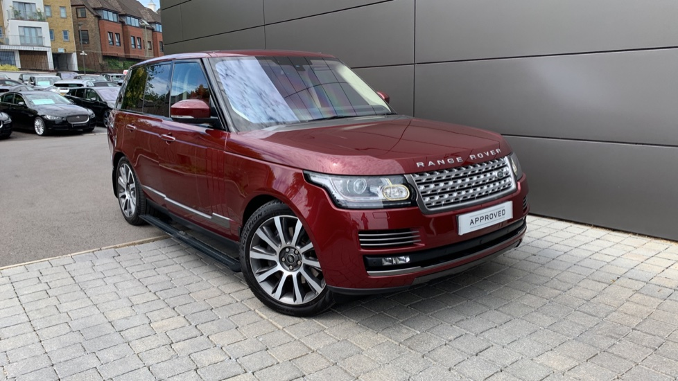 Land Rover Range Rover 4.4 SDV8 Autobiography 4dr - Sliding Panoramic Roof - Privacy Glass -  image 38