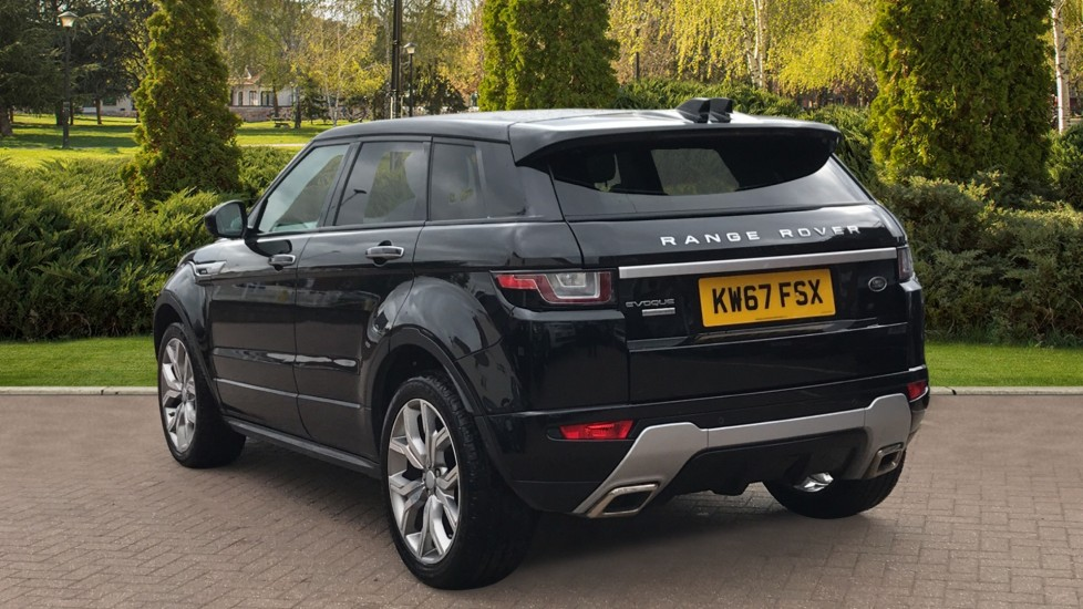 Land Rover Range Rover Evoque 2.0 TD4 Autobiography 5dr Pan Roof, Privacy Glass image 2