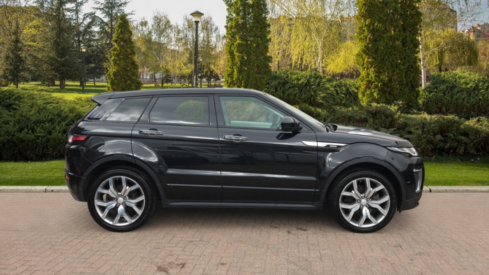 Land Rover Range Rover Evoque 2.0 TD4 Autobiography 5dr Pan Roof, Privacy Glass image 5