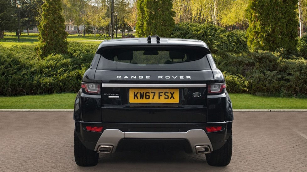 Land Rover Range Rover Evoque 2.0 TD4 Autobiography 5dr Pan Roof, Privacy Glass image 6