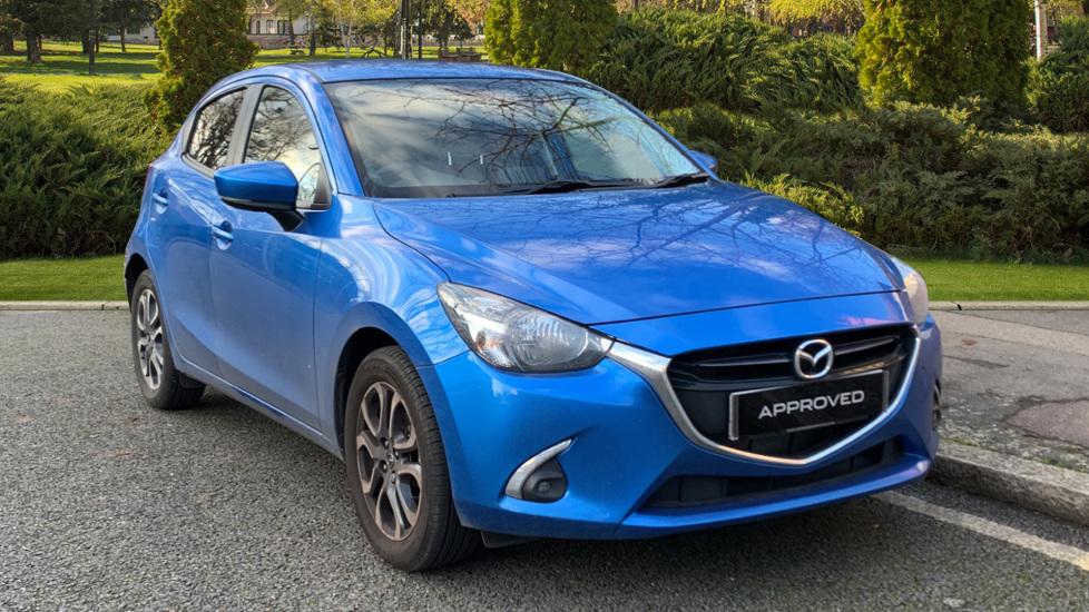 Mazda 2 1.5 Sport Nav+ 5dr - Automatic, Satellite Navigation, DAB Radio & Cruise Control Hatchback (2019)
