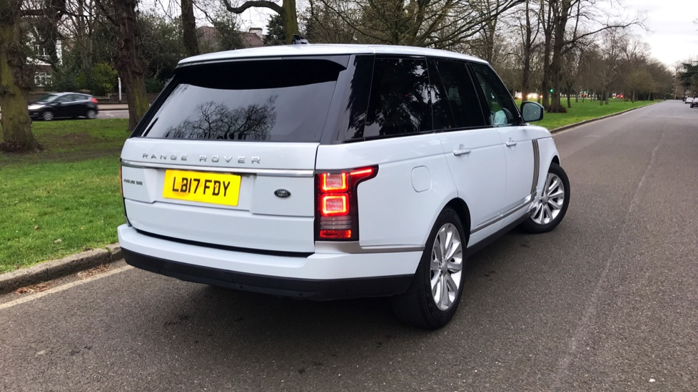 Land Rover Range Rover 3.0 TDV6 Vogue SE 4dr - Fixed Panoramic Roof - Privacy Glass -  image 35
