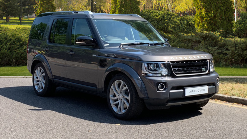 Land Rover Discovery 3.0 SDV6 Landmark 5dr - Sliding Panoramic Roof - Privacy Glass - Diesel Automatic 4x4 (2016) image