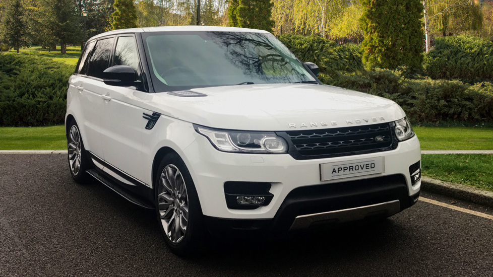 Land Rover Range Rover Sport 3.0 SDV6 HSE Dynamic 5dr - Metal Roof - Privacy Glass - Fixed Side Steps -  Diesel Automatic Estate (2014) image