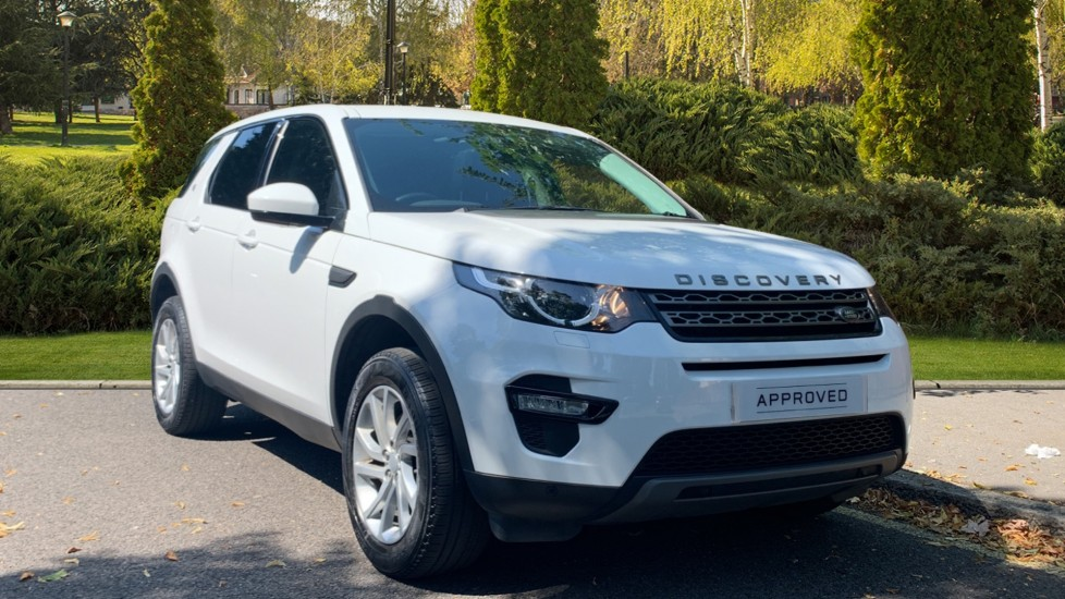 Land Rover Discovery Sport SE TECH AWD 2.0D AUTOMATIC Diesel Automatic 5 door 4x4 (2018)