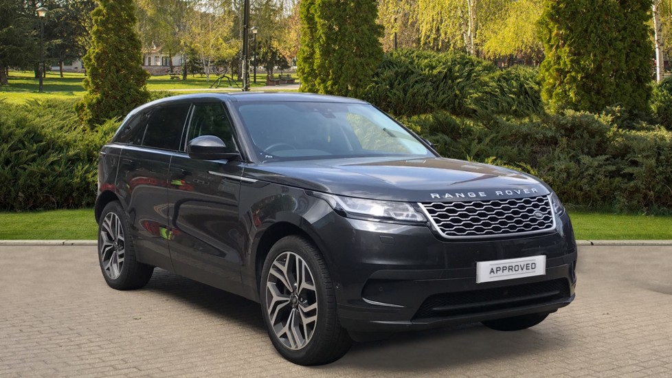 Land Rover Range Rover Velar 2.0 D240 SE 5dr with Meridian Surround Sound, Panoramic Sunroof and Reverse Camera Diesel Automatic Estate
