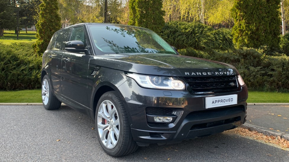Land Rover Range Rover Sport 3.0 SDV6 Autobiography Dynamic 5dr Diesel Automatic Estate (2014)