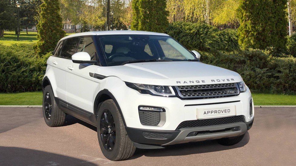 Land Rover Range Rover Evoque 2.0 TD4 SE  automatic heated seats Diesel Automatic 5 door Hatchback