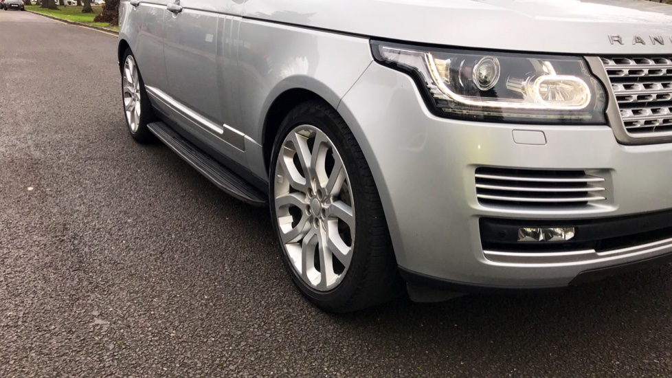 Image result for MCA Tricky acquires range rover