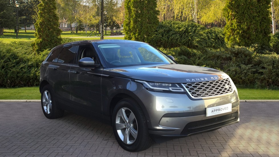Land Rover Range Rover Velar 2.0 P250 S 5dr Automatic Estate (19MY)