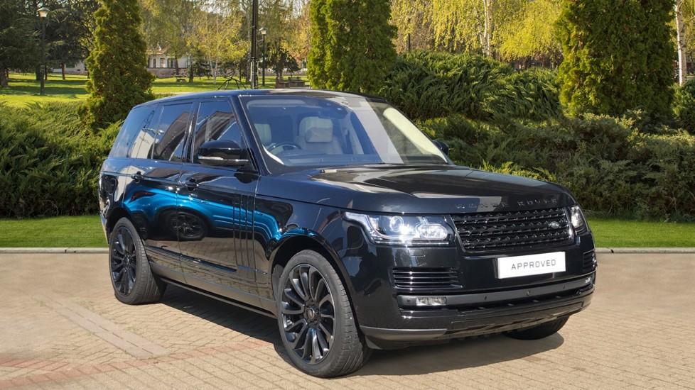 Land Rover Range Rover Autobiography 4.4 D Diesel Automatic 4 door 4x4