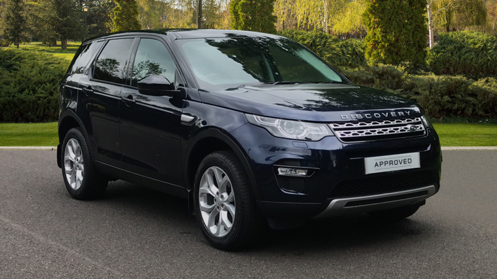 Land Rover Discovery Sport 2.0 TD4 180 HSE 5dr - Fixed Panoramic Roof - Privacy Glass - 5+2 Seats -  Diesel Automatic Estate (2018)