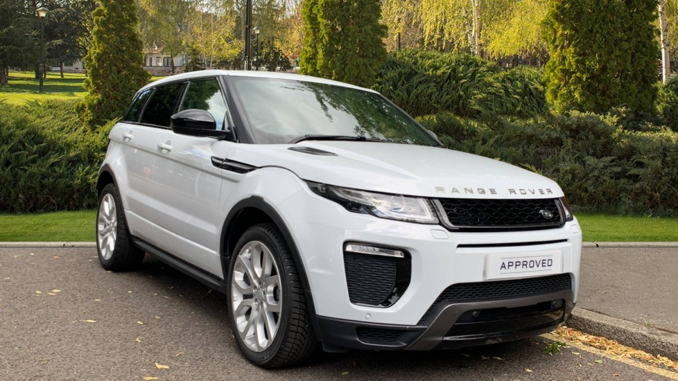 Land Rover Range Rover Evoque 2.0 TD4 HSE Dynamic 5dr Diesel Automatic Hatchback (17MY)