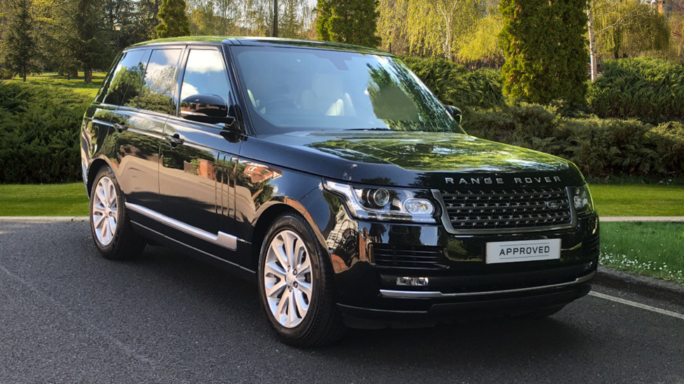Land Rover Range Rover 3.0 TDV6 Vogue 4dr - Panoramic Roof - Privacy Glass Diesel Automatic 5 door Estate (2013) image