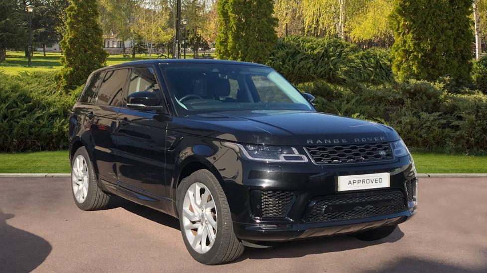 Land Rover Range Rover Sport 3.0 V6 S/C HSE Dynamic NAVIGATION PRO, WINDSOR LEATHER  Automatic 5 door Estate