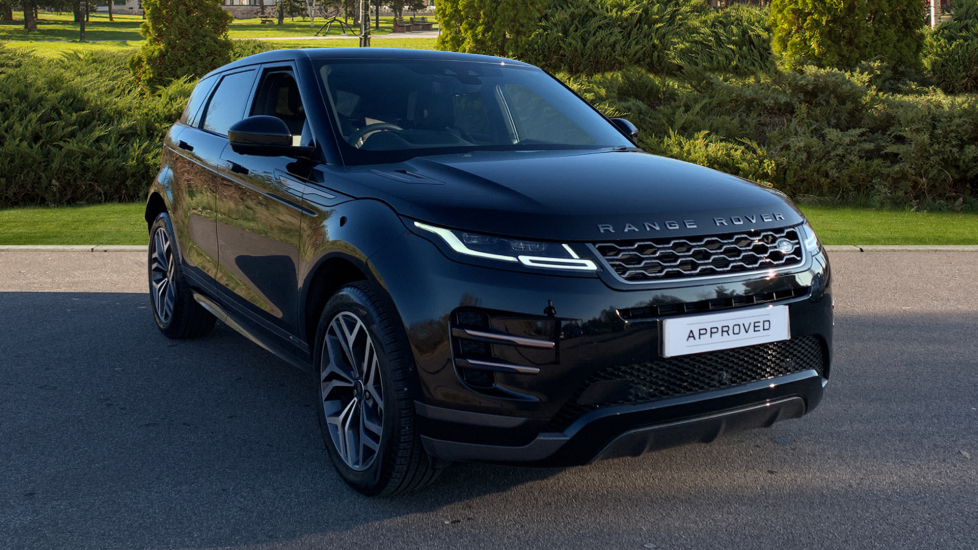 Land Rover Range Rover Evoque 2.0 P250 R-Dynamic HSE 5dr - Fixed Panoramic Roof - Privacy Glass - Automatic Hatchback (2019) image