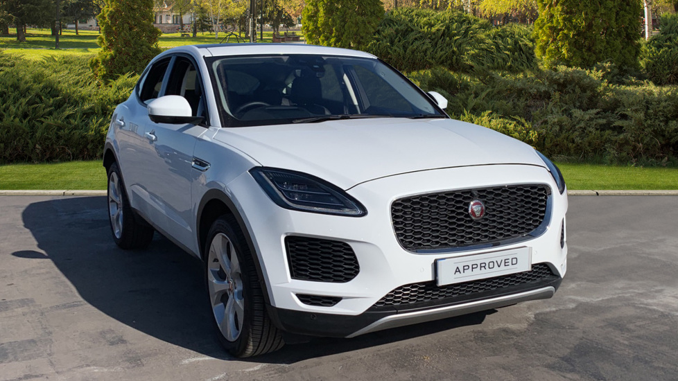 Jaguar E-PACE 2.0d [240] HSE 5dr - Fixed Panoramic Roof - Low Mileage Car -  Diesel Automatic Estate (2018) image
