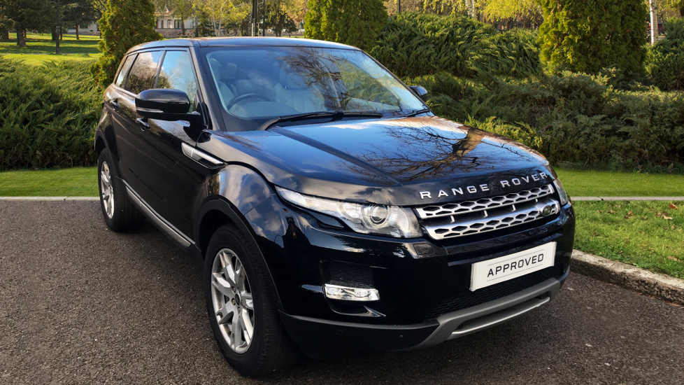 Land Rover Range Rover Evoque 2.2 SD4 Prestige 5dr [Lux Pack] + Fixed Panoramic Roof - Privacy Glass Diesel Automatic Hatchback (2012) image