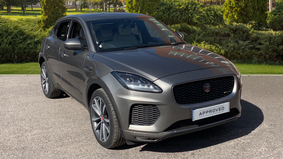 Jaguar E-PACE 2.0d [180] R-Dynamic HSE 5dr - Fixed Panoramic Roof - Privacy Glass -  Diesel Automatic Estate (2018) image