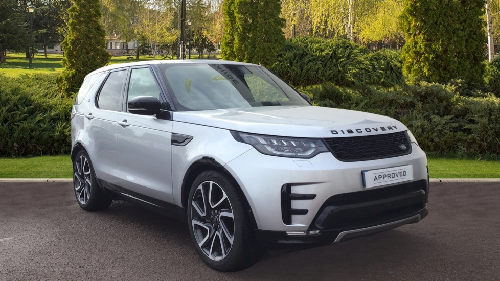 Land Rover Discovery 3.0 SDV6 HSE Luxury 5dr Diesel Automatic 4x4 (2019)