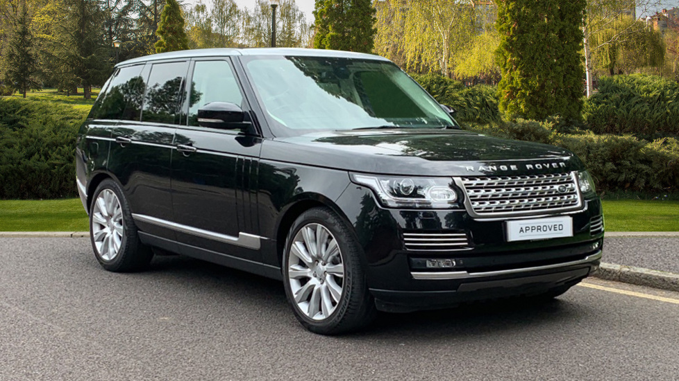 Land Rover Range Rover 4.4 SDV8 Autobiography 4dr - Fixed Panoramic Roof - Privacy Glass -  Diesel Automatic 5 door Estate (2015) available from Land Rover Swindon thumbnail image
