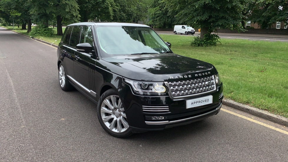 Land Rover Range Rover 4.4 SDV8 Autobiography 4dr - Fixed Panoramic Roof - Privacy Glass -  image 36