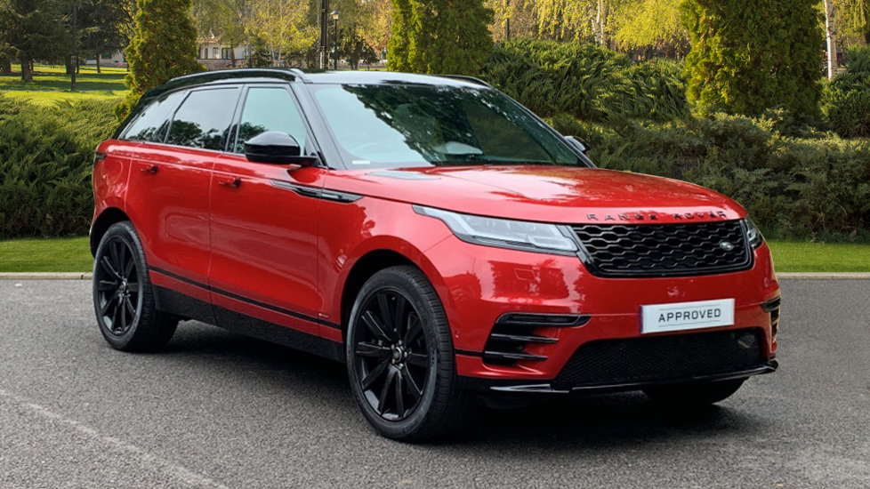 Land Rover Range Rover Velar 3.0 P380 R-Dynamic HSE 5dr - Sliding Panoramic Roof - Privacy Glass - **Manager's Offer** Automatic Estate (2018) image