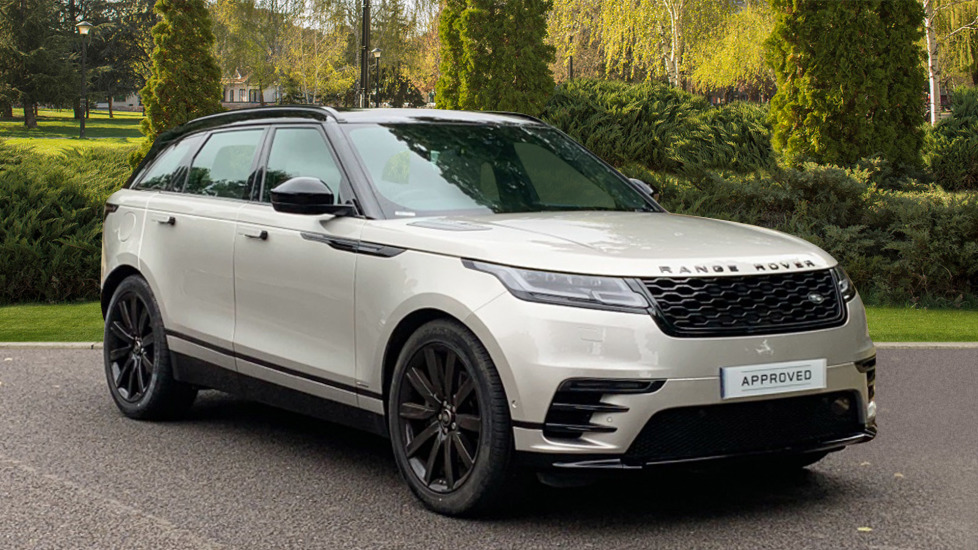 Land Rover Range Rover Velar 3.0 P380 R-Dynamic HSE 5dr - Sliding Panoramic Roof  - **Manager's Offer** Automatic Estate (2018)