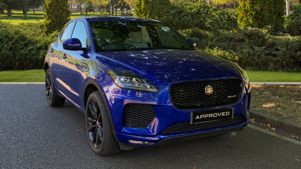 Jaguar E-PACE 2.0d [240] R-Dynamic HSE 5dr - Fixed Panoramic Roof - Privacy Glass -  Diesel Automatic Estate (2018)