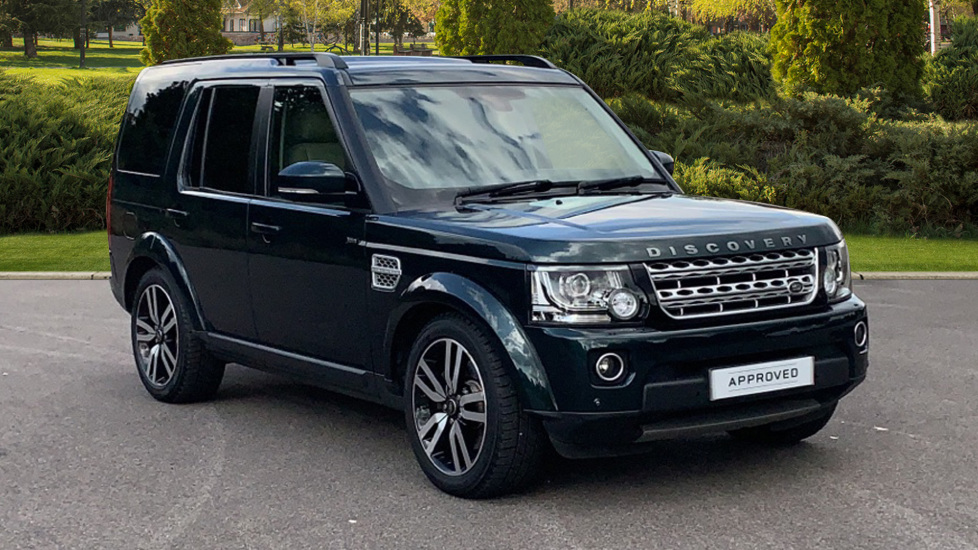 Land Rover Discovery 3.0 SDV6 HSE Luxury 5dr - Sliding Panoramic Roof - Privacy Glass -  Diesel Automatic 4x4 (2015) image