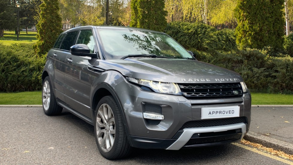 Land Rover Range Rover Evoque 2.2 SD4 Dynamic 5dr [9] Diesel Automatic Hatchback (2015)