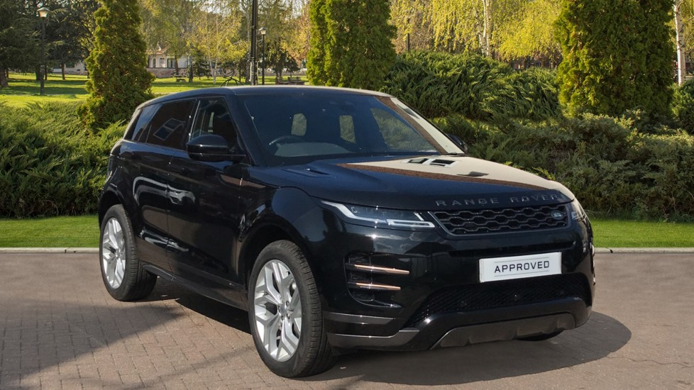 Land Rover Range Rover Evoque 2.0 D240 R-Dynamic SE Pan roof, Privacy glass Diesel Automatic 5 door Hatchback