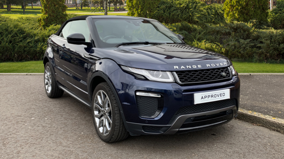 Land Rover Range Rover Evoque 2.0 TD4 HSE Dynamic 2dr - Convertible Evoque - Coming Soon -  Diesel Automatic (2018)