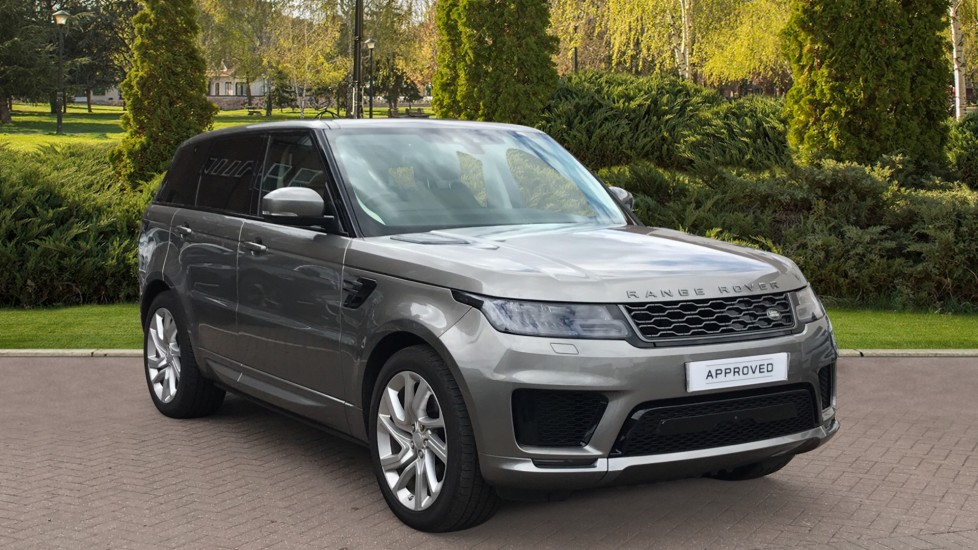 Land Rover Range Rover Sport 2.0 P400e HSE Dynamic 5dr Petrol/Electric Automatic Estate