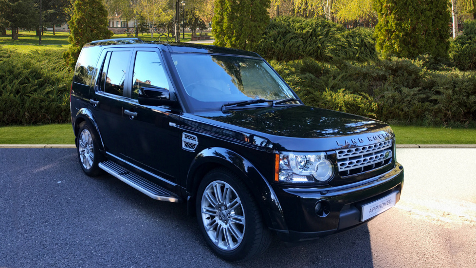 Land Rover Discovery 3.0 SDV6 255 HSE 5dr - Sliding Panoramic Roof - 5+2 Seating - Privacy Glass -  Diesel Automatic 4x4 (2013) image