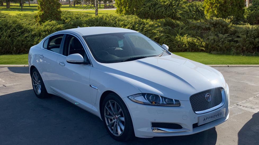Jaguar XF 2.2d [200] Premium Luxury - Sat Nav - Bluetooth Connectivity - ***Manager's Special Offer*** Diesel Automatic 4 door Saloon (2013) image