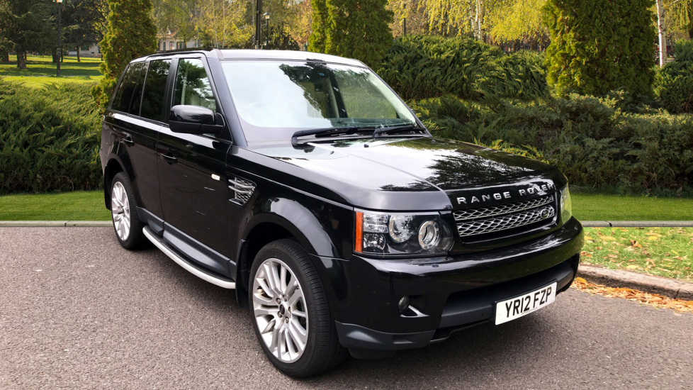 Land Rover Range Rover Sport 3.0 SDV6 HSE 5dr - Privacy Glass - Fixed Side Steps -  Diesel Automatic Estate (2012) image