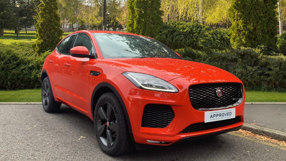 Jaguar E-PACE 2.0d Chequered Flag Edition SPECIAL EDITIONS Diesel Automatic 5 door Estate (2020) image