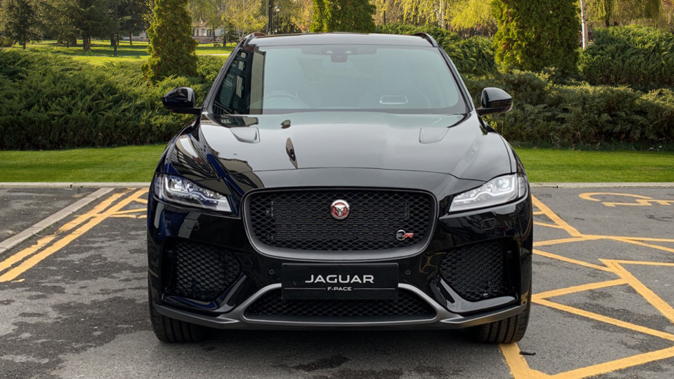 Jaguar F-PACE 5.0 Supercharged V8 SVR AWD - Fixed Panoramic Roof - Privacy Glass - Save £ 2,350 Off Normal Price - image 7