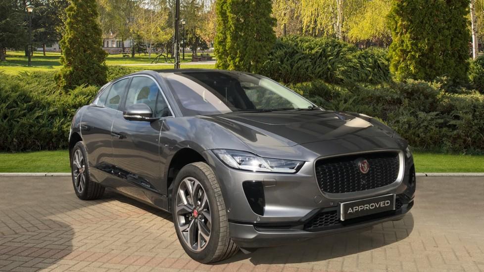 Jaguar I-PACE 294kW EV400 HSE 90kWh Electric Automatic 5 door Estate (2020) image