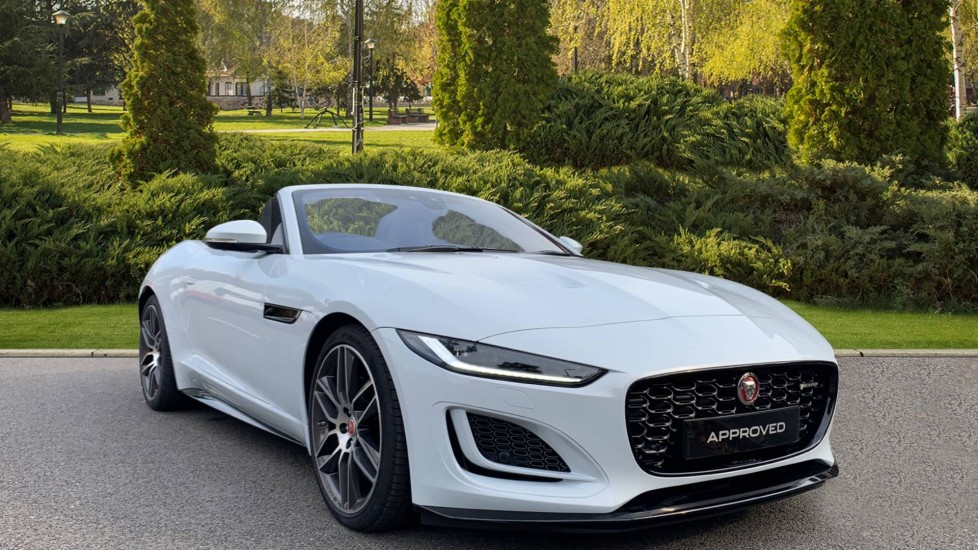 Jaguar F-TYPE 2.0 P300 R-Dynamic Automatic 2 door Convertible
