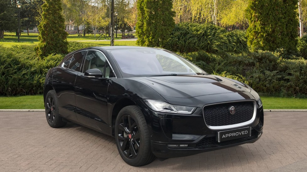 Jaguar I-PACE SE 90KWH All Electric Electric Automatic 4 door Saloon
