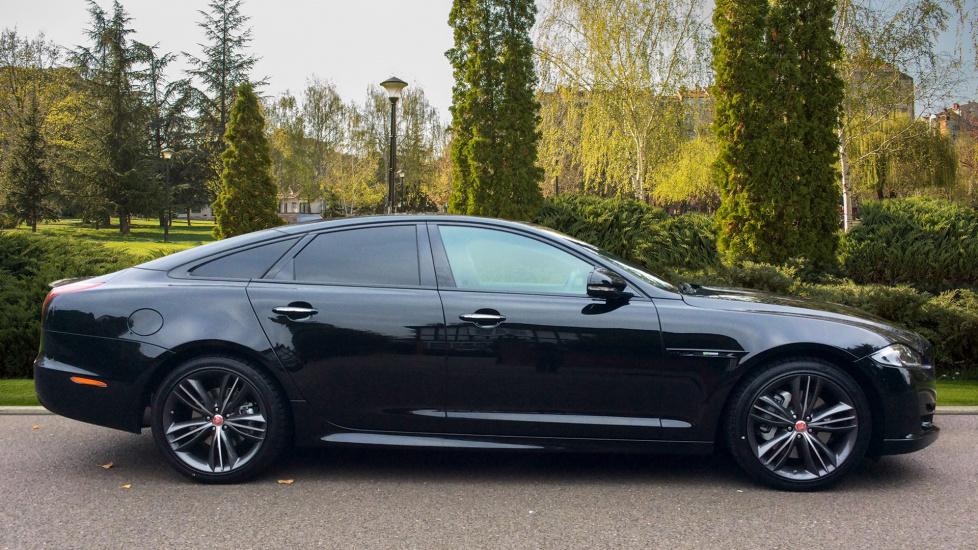 2018 Jaguar Xjr Sport